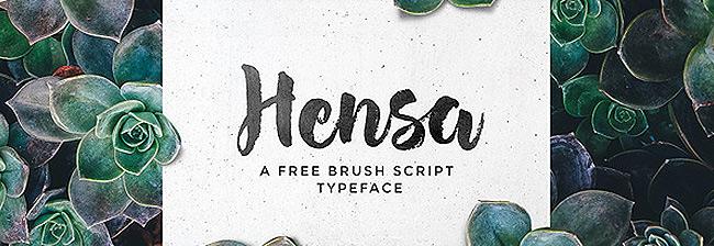 tipo-hensa-font